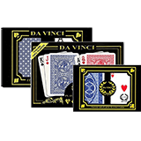 Invisible ink Davinci marked deck