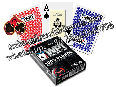 WPT Luminous Marked Cards